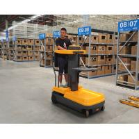 Buy cheap Electric operated type order picker forklift using in narrow aisle space from wholesalers