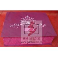 China Decorative Cardboard Storage Boxes With Lids , Luxury Candle Boxes wholesale