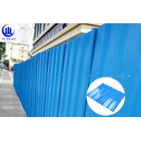 China Water Proof 3 Layer PVC Roof Tiles For House 2.5mm / 3.0mm Thickness wholesale
