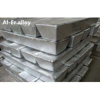 Buy cheap Magnesium Erbium rare earth Magnesium Master Alloy ingot for electronics parts from wholesalers