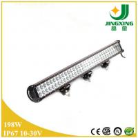 China 198W led light bar for off road track tractor SUV ATV with high lumen on sale
