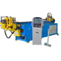 China Chairs Square Steel Single Head Hydraulic Pipe Bending Machine With Fast Speed wholesale