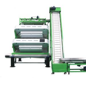 China Optical Tea Color Sorting Machine Multilayer tea color sorter machine wholesale