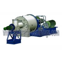 Buy cheap Horizontal Two Stage Pusher Centrifuge Salt Centrifuge Machine For Concentrating from wholesalers