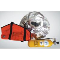 China Marine Escape Breathing Apparatus , 15 Minute Escape Packs 21bar Working Pressure wholesale