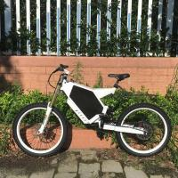Buy cheap 5000w Professional Stealth Bomber Electric Bike 26'' X 2.6 Wheel Size For Adult from wholesalers