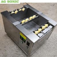 China SUS Material Ultrasonic Cleaner For Ceramic Anilox Rolls Ink Remove wholesale