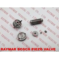 China BOSCH Genuine piezo injector control valve on sale