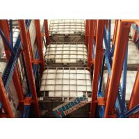 China 2000 Kg Max Load High Density Drive In Racking Industrial Pallet Racks Heavy Duty wholesale