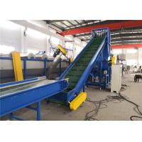 China PE PP Pet Bottle Recycling Plant  High Processing Capacity Automated 220v wholesale