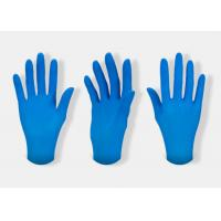 China Medical Grade Nitrile Hand Gloves Non Latex Disposable Nitrile Gloves on sale