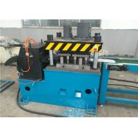China Motorized Valves Rolling Shutter Strip Forming Machine 0.5-1.5mm Galvanized Steel wholesale