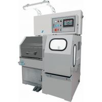 China High Efficiency Copper Wire Extrusion Machine , Customized Wire Manufacturing Machine wholesale