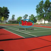 China Rubber Flooring Type outdoor Rubber Flooring on sale