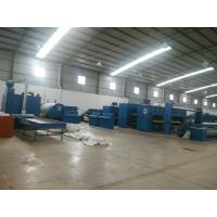 China 2.5m Geotextile Production Line , Non Woven Filter Fabric Needle Punching Machine wholesale