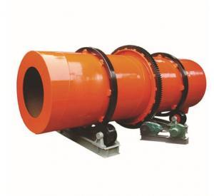 China Length 6000mm 5t/H 11KW Rotary Drum Granulator wholesale