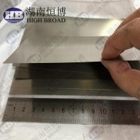 Buy cheap magnesium alloy foil / plate / sheet , 99.9% , AZ31 , AZ91 ,WE43,  0.1mm thickness from wholesalers