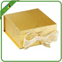 China High Quality Collapsible Gift box with Ribbon on sale