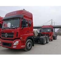 China Dongfeng Used Truck Trailers , Used Tractor Units 7560×2500×3030mm 6×4 Drive Mode on sale