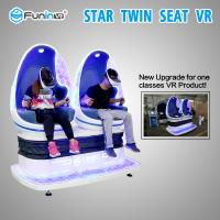 China Interactive Cabin 9D Virtual Reality Simulator For Airport , Club on sale