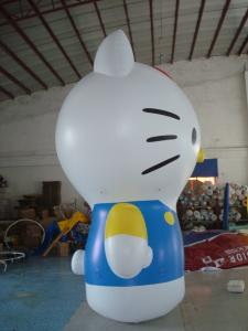 China 5 Meters PVC Custom Shaped Helium Filled Balloons for Music Concerts wholesale