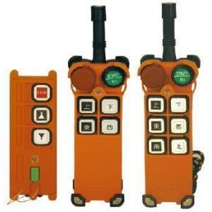 crane wireless radio remote control
