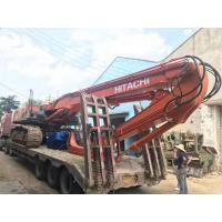 China Highly Efficient Vibratory Pile Driving Equipment 455KN Centrifugal Force wholesale