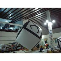 China Big Cube Inflatable Advertising Balloon Full Digital Printing For Party Decoration wholesale