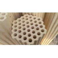 China Customrized Size Silica Refractory Bricks Checker 96% Above for Hot Air Furnace wholesale