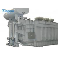China Outdoor Electrical Oil Immersed Power Transformer / Arc Furnace Transformer wholesale