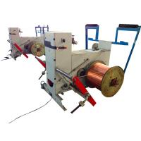 China Active Multi Wire Payoff For Cable Bunching Machine Tangential Pay - Off With Separate Drive wholesale