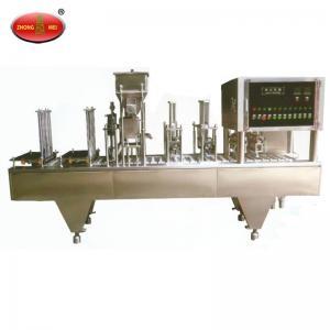 China Automatic Coffee Capsule Filling Machine / Nespresso Coffee Pod Filling on sale