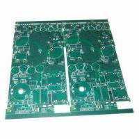 China 4-layer PCB with 3.5/4/4/3.5oz Finished Copper wholesale