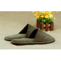 China Five Star Hotel  Womens Terry Cloth Slippers Disposable Shower Slippers on sale
