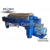 China Anti-abrasive Solid Bowl Control Drilling Mud Centrifuge with Automatic Control wholesale