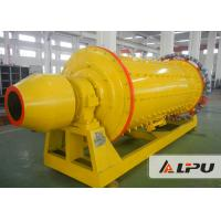 China Durable Horizontal Mining Ball Mill For Mineral Ore Beneficiation Plant wholesale