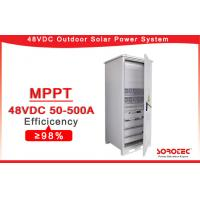 Buy cheap Hot Pluggable Telecom Solar Power Systems With Reversed Current Protection from wholesalers