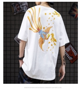 China 120gsm To 220gsm Custom Men Streetwear T Shirts Oversized  Fancy wholesale
