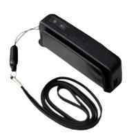 China Wireless Magnetic Card Reader MagStripe Credit Card Datat Collector Mini400 Comp With Mindx4 With Software on sale