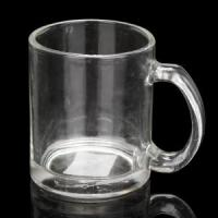 Buy cheap Glass beer mug from wholesalers