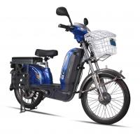China Commuter Adult Electric Bike , Battery Powered Bicycle With Electric Motor wholesale