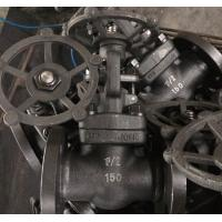 China Gas Oil Industry Handwheel Gate Valve API 602 ANSI B1.20.1 BSP , Flanged Ends wholesale
