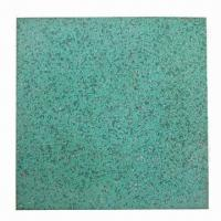 China Rubber Flooring/Tiles, Available in Various Colors and Shapes wholesale