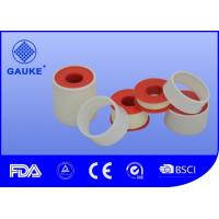 Customized Size First Aid Refills Non Woven Adhesive Tape With Plastic Cover