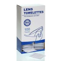 China Single Packing Swimming Accessories / Anti Fog Lens Towelettes wholesale