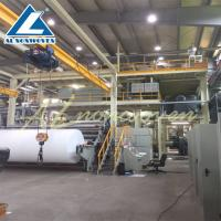 Buy cheap New Design SS Model PP Spunbond Nonwoven Fabric Making Machine For Hygiene from wholesalers