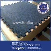 China Cheap rubber flooring for gym wholesale