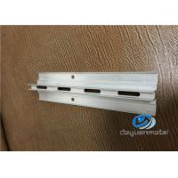 China Punching Industrial 6063-T5 CNC Aluminum Profiles 6 Inch Length High Strength wholesale