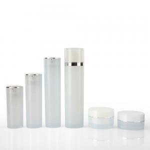 China Skin Care Empty 30ml 50ml 15ml PET Lotion Bottle wholesale