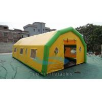 Portable Inflatable Shelters : Large warehouse portable inflatable tents durable garage